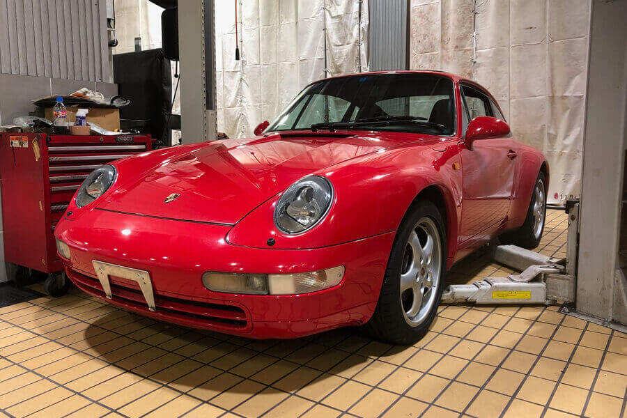 993 Carrera Coupe TIP 1994